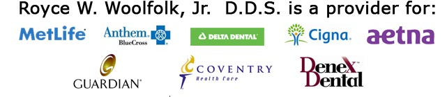 Monument Avenue Dentist - Dr. Royce Woolfolk, D.D.S.